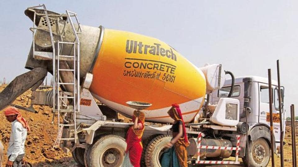 UltraTech Cement Profit Beats Estimates; Shares Hit Record High