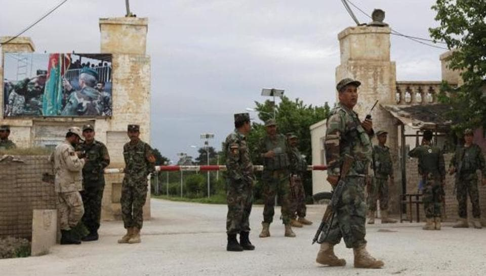 Afghan President Ashraf Ghani accepted on Monday the resignation of the defence minister and army chief of staff after more than 140 government soldiers were killed in a Taliban attack on an army base last week.