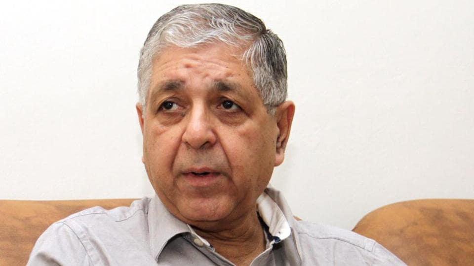 Panjab University vice-chancellor professor Arun Kumar Grover