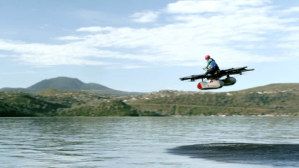 Watch An Actual 'Flying Car' Take Off In This New Video