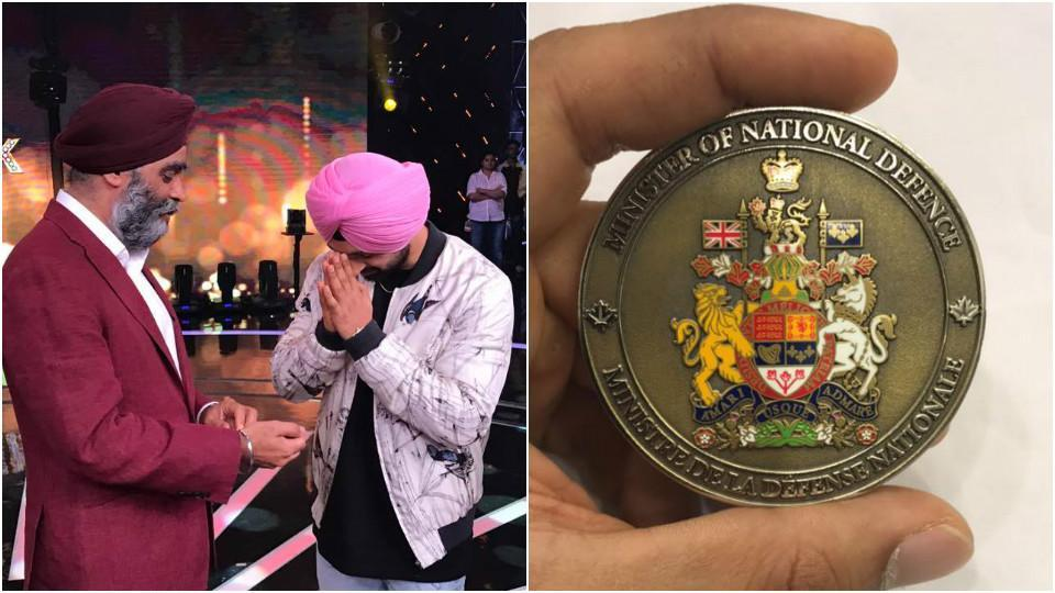 Another feather in Diljit's hat.