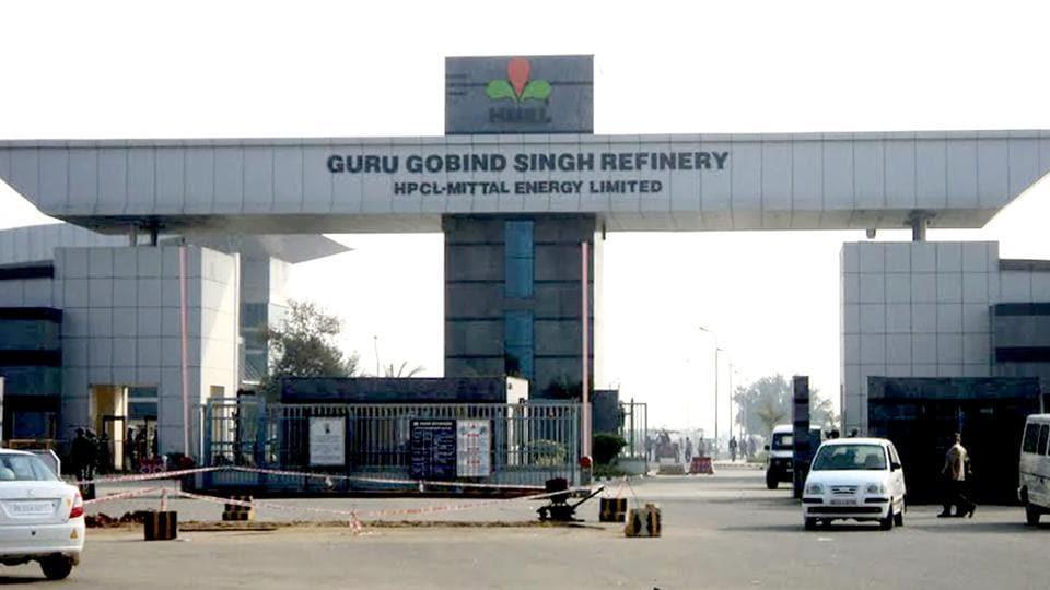 Products transportation,transportation issue,Guru Gobind Singh refinery