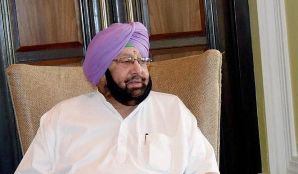 Amarinder Singh,Punjab,NITI Aayog