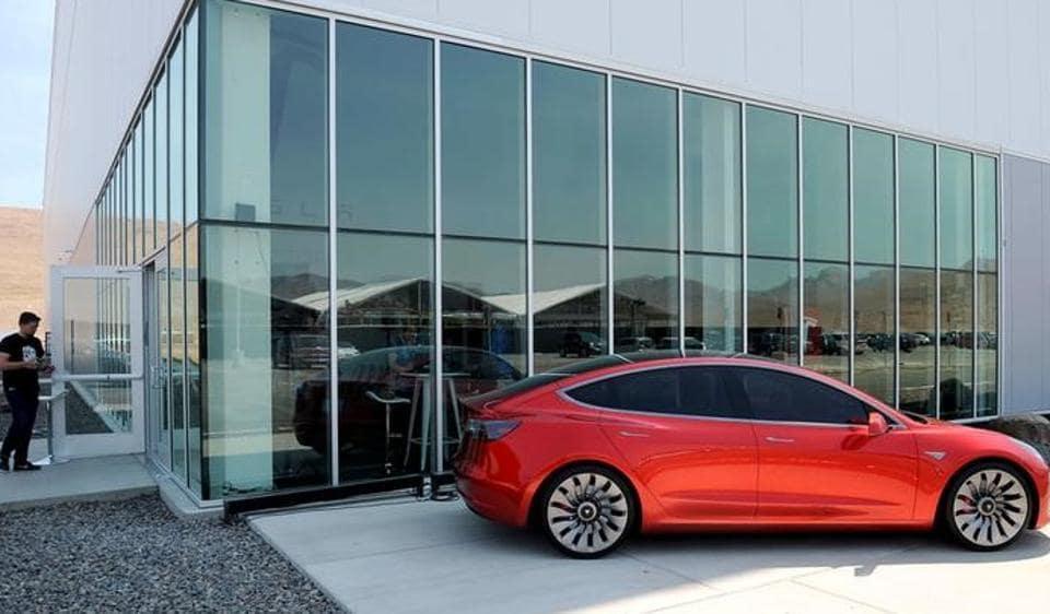 Tesla Motors,Tesla Model 3,Model 3