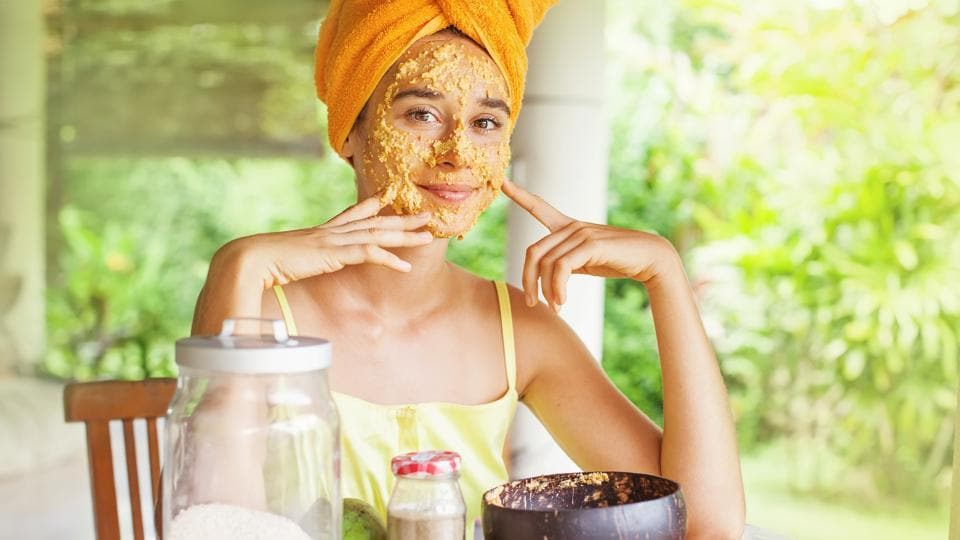 Beauty experts advise exfoliation, as it helps cleanse the skin.