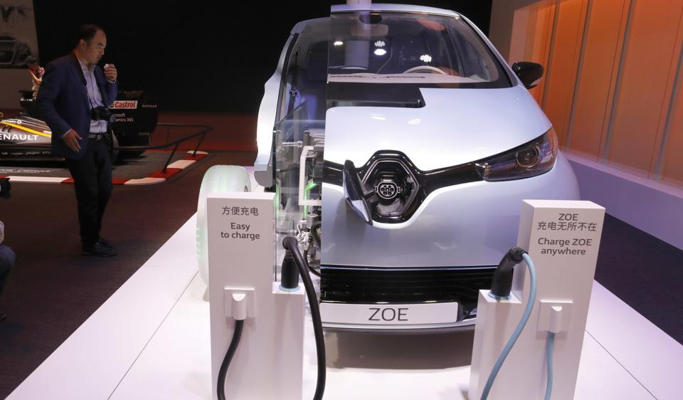 China electric vehicles,electric vehicles,Shanghai Auto Show