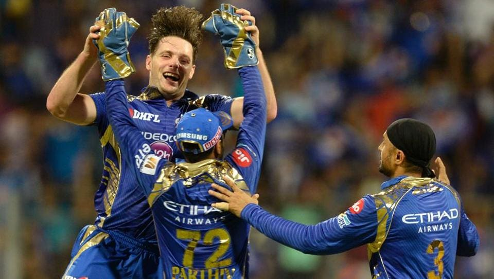 Mitchell McClenaghan, who plays for Mumbai Indians in Indian Premier League, has been picked by New Zealand for the ICC Champions Trophy in June this year.