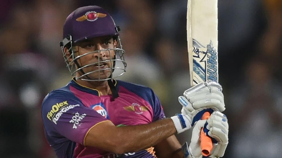 MS Dhoni was removed from Rising Pune Supergiant's captaincy ahead of the Indian Premier League (IPL) 2017.