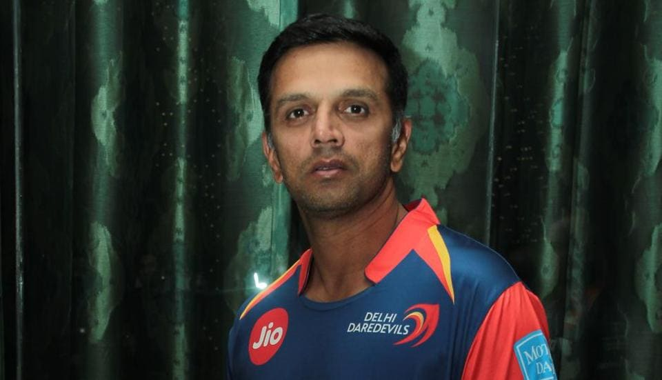 Former India captain Rahul Dravid is the chief mentor of Indian Premier League outfit Delhi Daredevils.