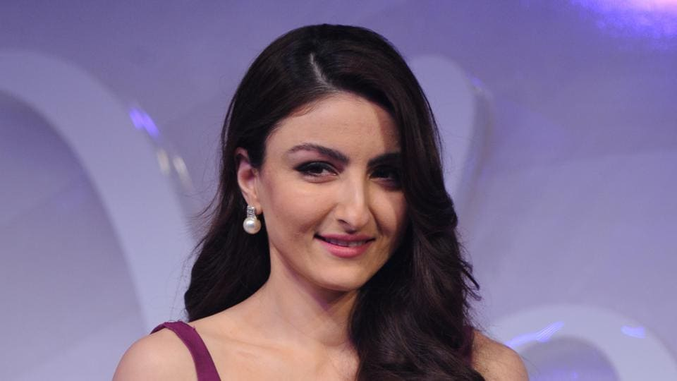 Soha Ali Khan is expecting her first baby later this year.
