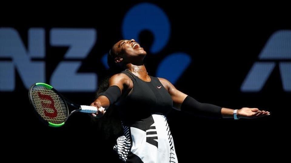 American tennis player Serena Williams has won 23 women's singles GrandSlam titles.