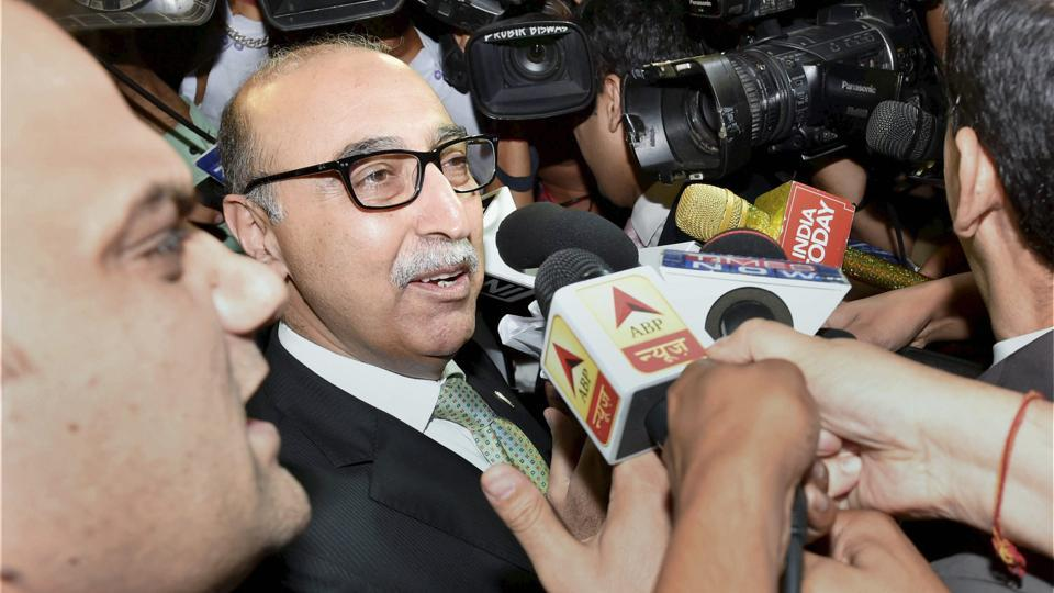 Pakistan's high commissioner Abdul Basit said that as per the bilateral pact on consular access, cases pertaining to political and security issues will be decided on merit.