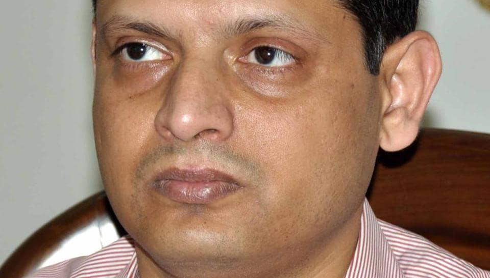 Vice chancellor of Punjabi University Anurag Verma