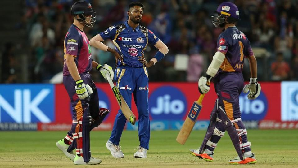Live streaming of Monday's IPL 2017 T20 match between Mumbai Indians vs Rising Pune Supergiant was available online. RPS beat MI by three runs.