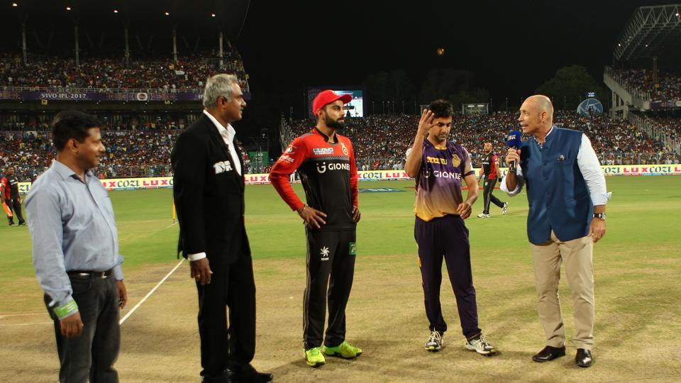 Royal Challengers Bangalore won the toss and chose to bowl against Kolkata Knight Riders (BCCI)