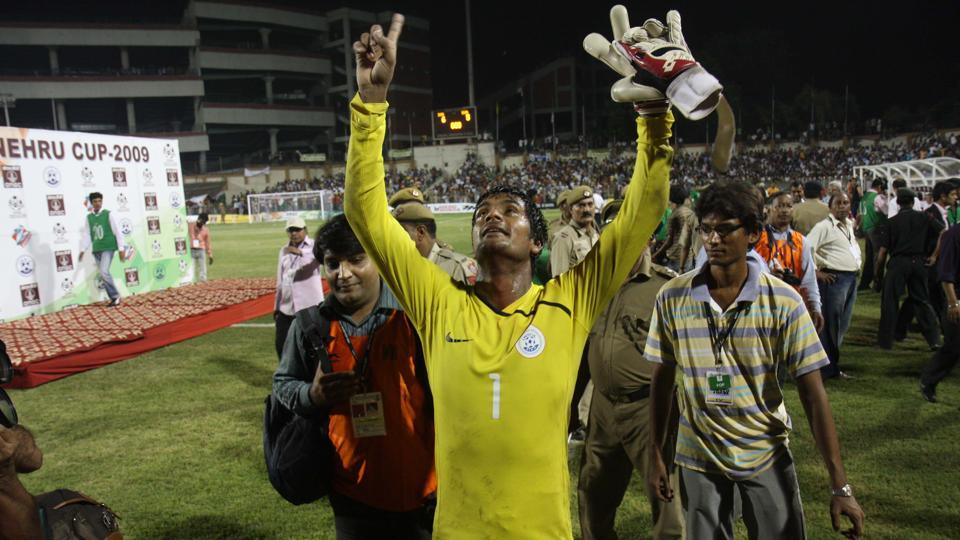 Subrata Paul,India football,NADA