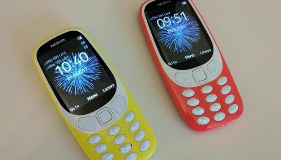 Nokia 3310 India price