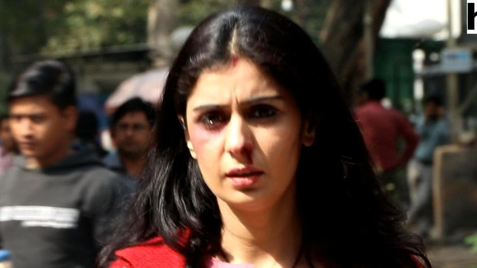 HT City did a social experiment to see if Delhiites would help stop domestic violence.