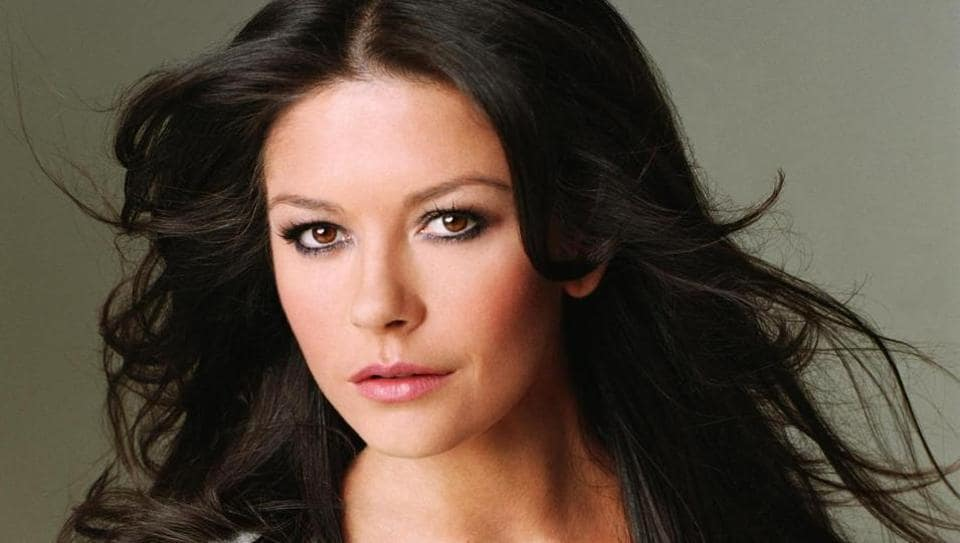 Catherine Zeta-Jones was last seen in Dad's Army (2016).