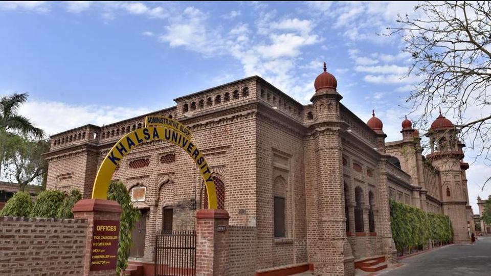 Khalsa University.