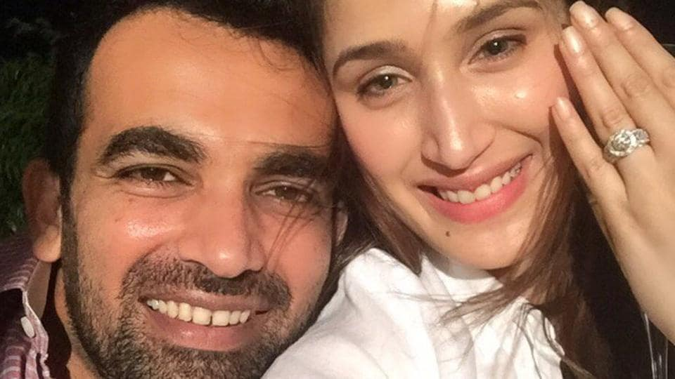 On Monday, after cricketer Zaheer Khan announced his engagement to actor Sagarika Ghatge on social media, some congratulatory messages poured in for journalist Sagarika Ghose instead.