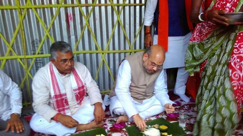 BJP,'Booth chalo' programme,BJP in Bengal