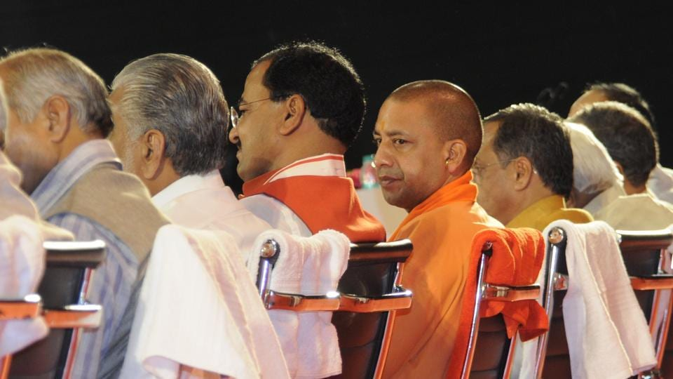 Yogi Adityanath,Open defection free,Uttar Pradesh