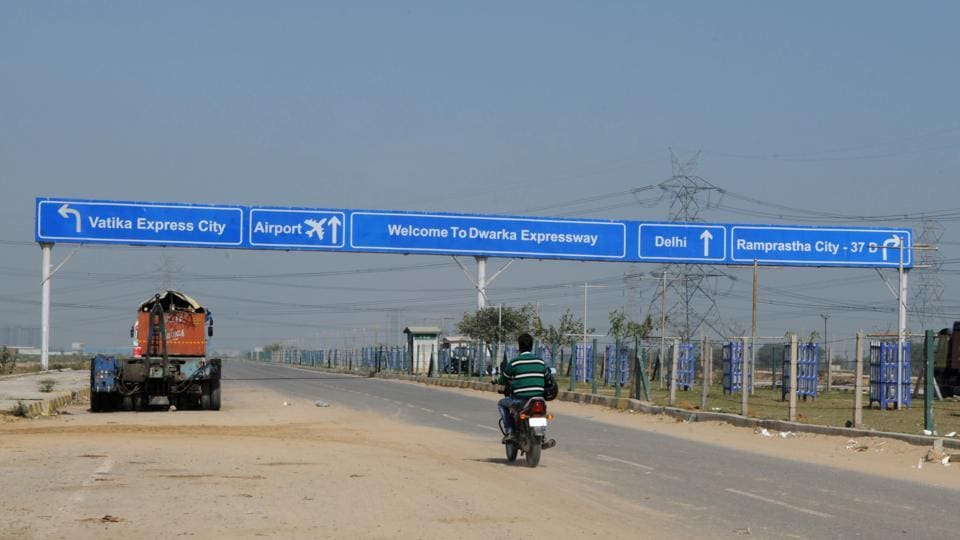 A 3km link road is needed to connect Dwarka Expressway with National Highway-8 at Kherki Daula.