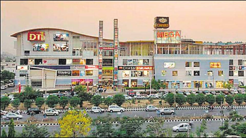A laptop, power bank, data card and a mobile charger were stolen from a car parked outside DT Mega Mall in DLF Phase 1.