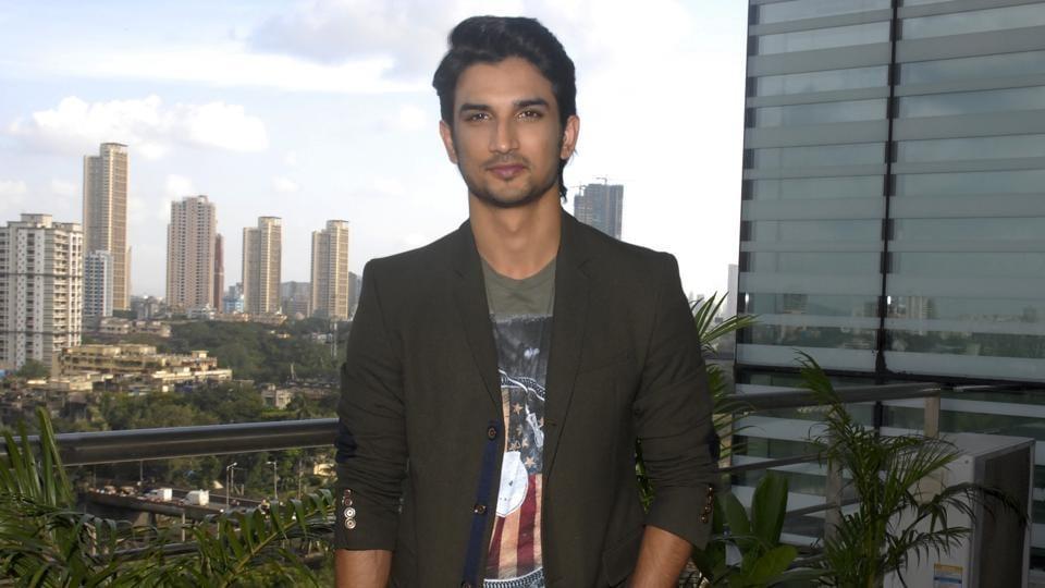 At a promotional event for his film, actor Sushant Singh Rajput asked why it's important for an actor to know about every issue.