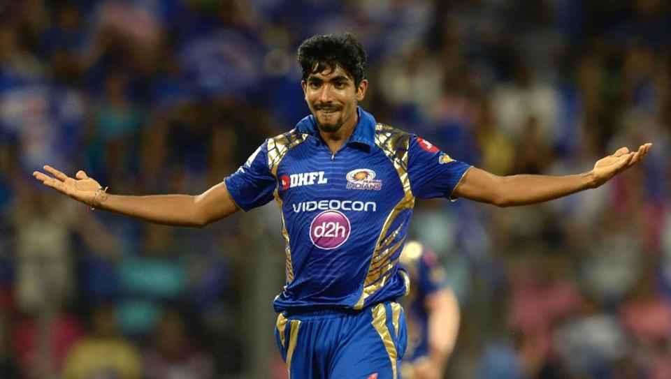 Jasprit Bumrah's current form in the Indian Premier League has made him a prime contender for a spot in the India squad for Champions Trophy 2017.