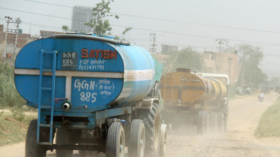 Water Shortage,Residents,RWA