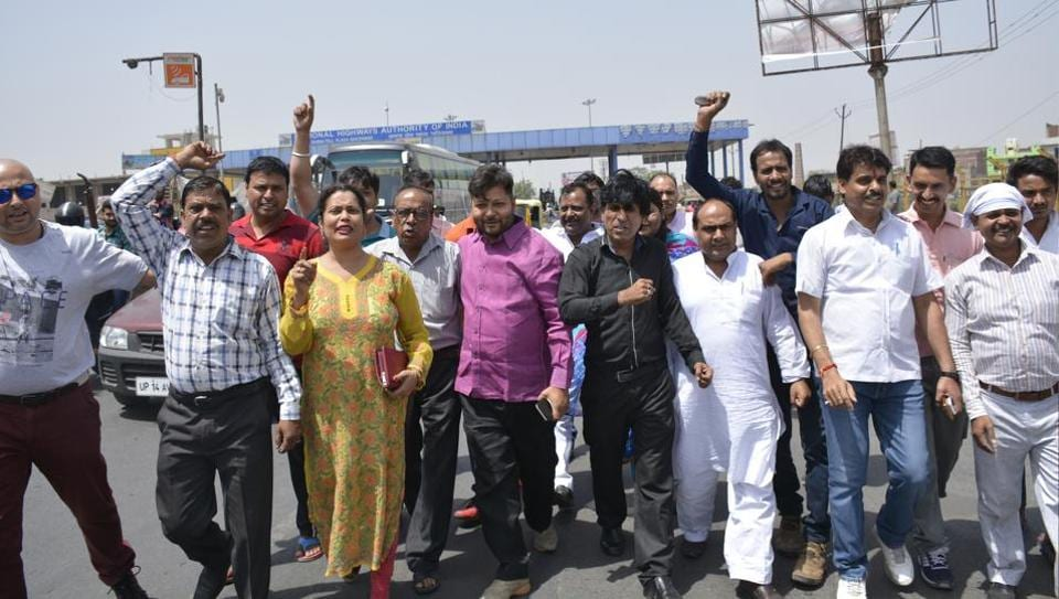 Ghaziabad,Dasna,toll