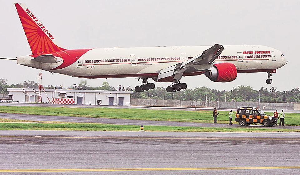 Air India,Delhi airport,IGI airport