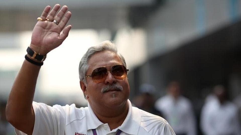 Vikay Mallya is wanted in several cases that includes defaulting on loans.