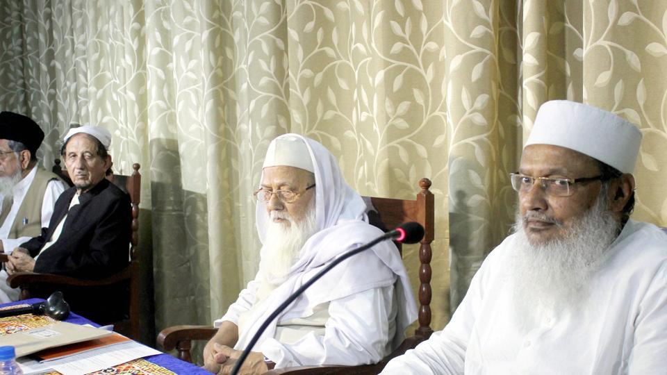 All India Muslim Personal Law Board,AIMPLB,Triple Talaq