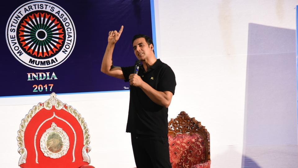 Akshay Kumar,Akshay Kumar stuntmen,Akshay Kumar stunts