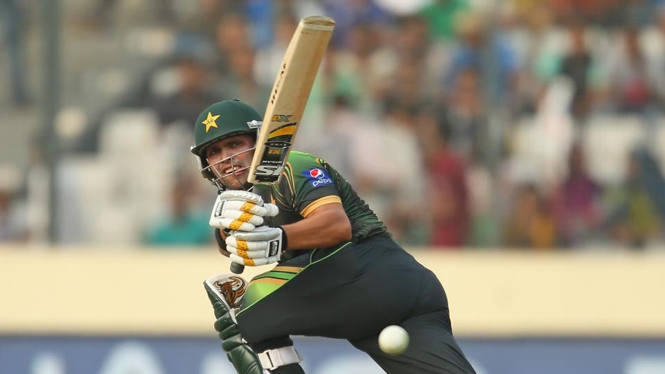 Kamran Akmal played in the recent three-match series against West Indies but managed just 68 runs in three games at an average of 22.66.