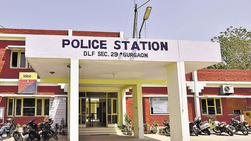 Police stations,Gurgaon,major reshuffle