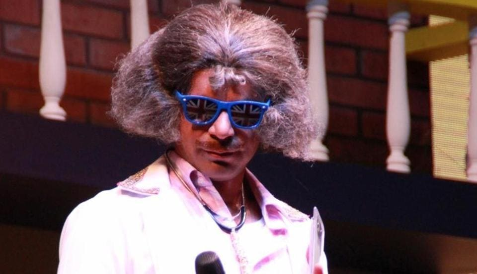 Sunil Grover has been doing several live shows and performances ever since he stopped shooting for The Kapil Sharma Show.