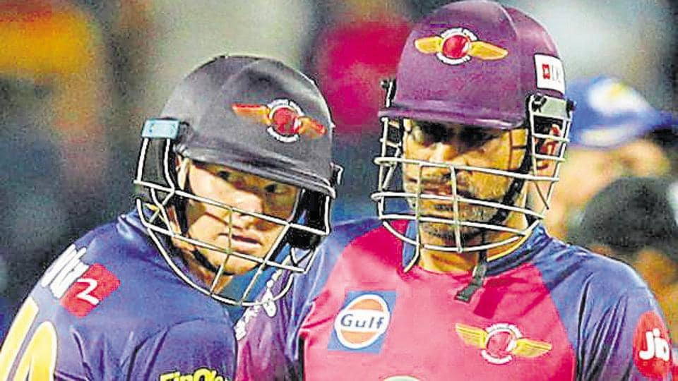 Steve Smith captain and Mahendra Singh Dhoni of Rising Pune Supergiant will hope to do well against Kolkata Knigh Riders in Indian Premier League (IPL) 2017.