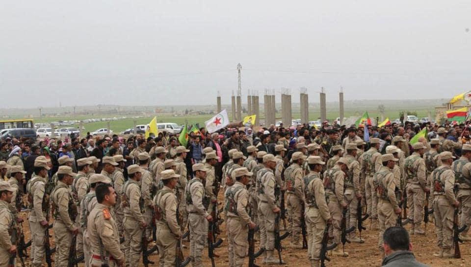 Tabqa,Syria,Islamaic State