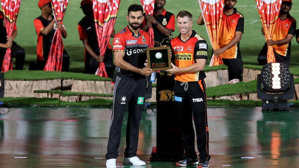 Live streaming of Tuesday's IPL 2017 match between Royal Challengers Bangalore vs Sunrisers Hyderabad was available online. Royal Challengers Bangalore are sixth in standings with five defeats and two wins.