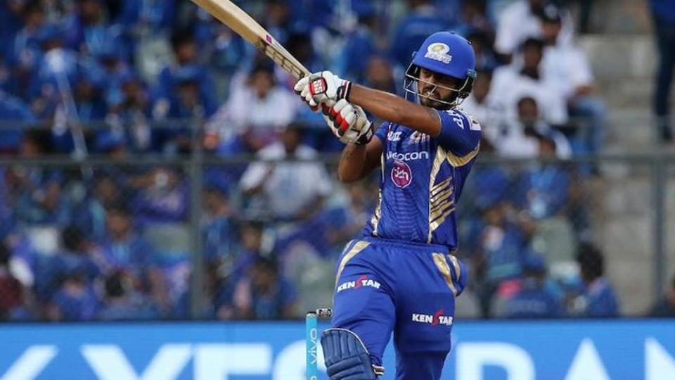 Nitish Rana is currently the highest run-getter for Mumbai Indians in IPL 2017, with 266 runs in eight games.