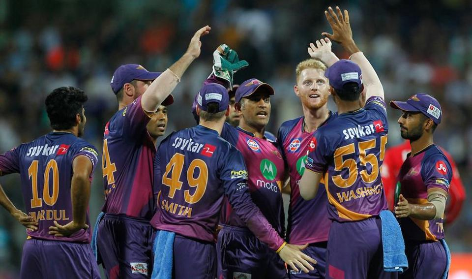 Ben Stokes' 2/21 and contributions from Ajinkya Rahane, Rahul Tripathi helped Rising Pune Supergiant beat Mumbai Indians by three runs to rise to fourth position in IPL2017 standings.