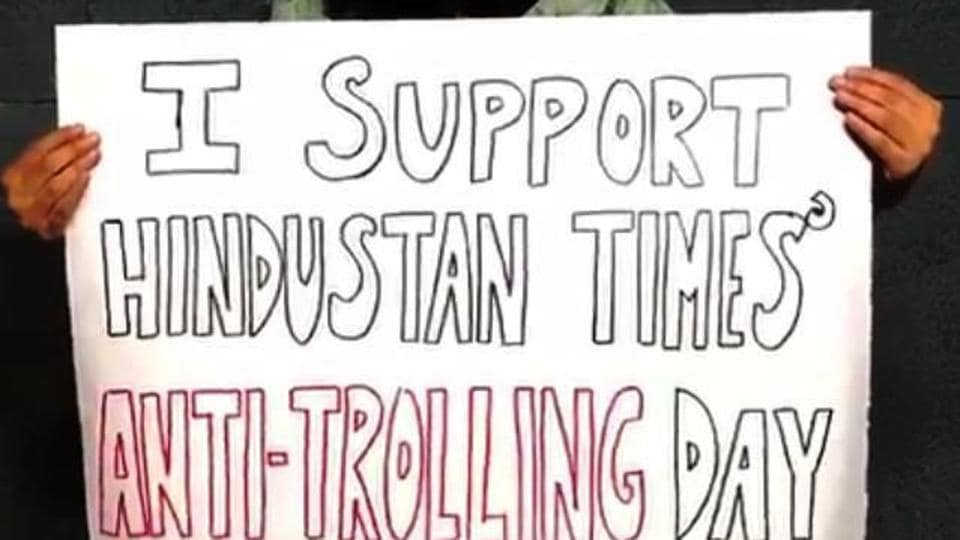 HT's anti-trolling campaign evoked a strong response from readers.