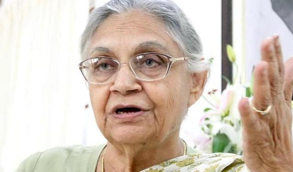 Former Delhi chief minister Sheila Dikshit said the party refused to seek her help in campaigning for the MCD polls polls.