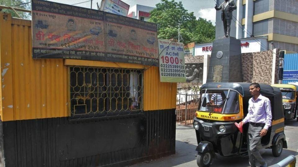 prepaid autorickshaws,RTO,Thane RTO