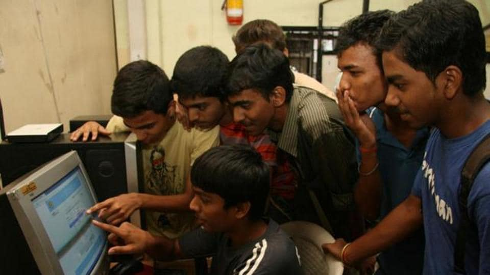 The tests were conducted to assess students' skills and interests, to help them make an informed  career choice.