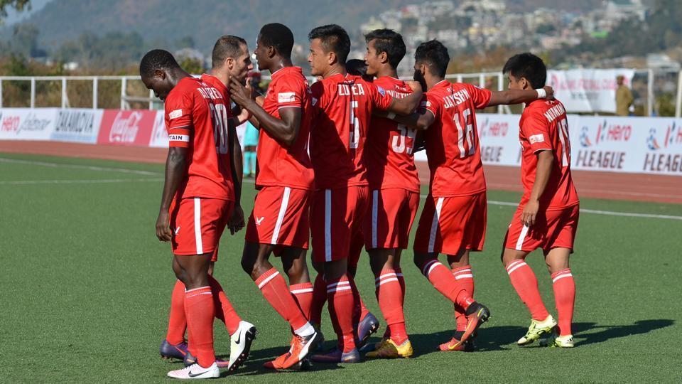 Aizawl FC,Shillong Lajong,I-League
